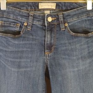 Banana Republic Slim Bootcut Medium Wash Sz 4 R